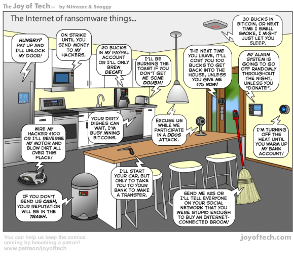 internet-of-ransomware-things